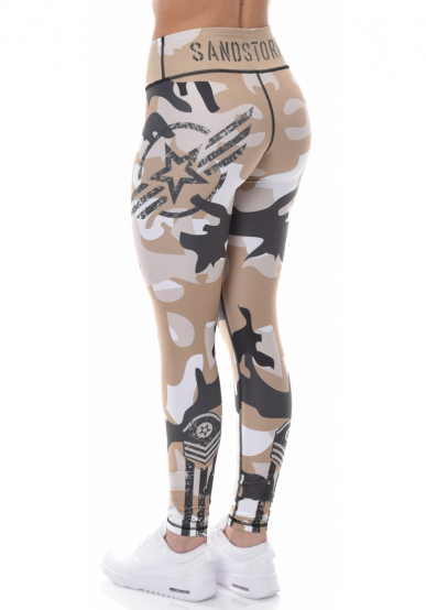 Sandstorm Compression Tights