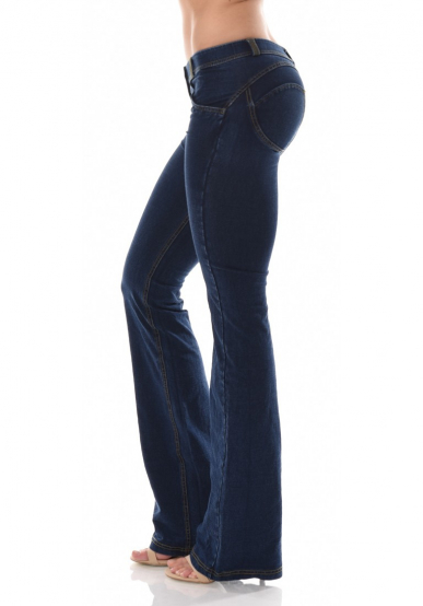 WR.UP® Denim Shaping Effect - Low Waist Flare