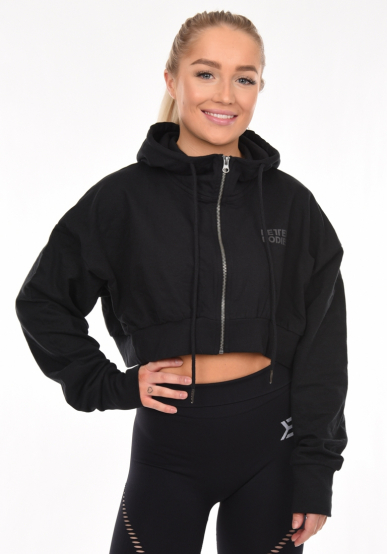 Astoria Cropped Hood