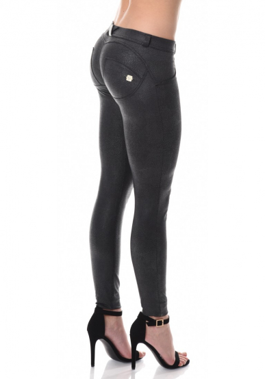 WR.UP® Eco Leather Shaping Effect - Low Waist Python