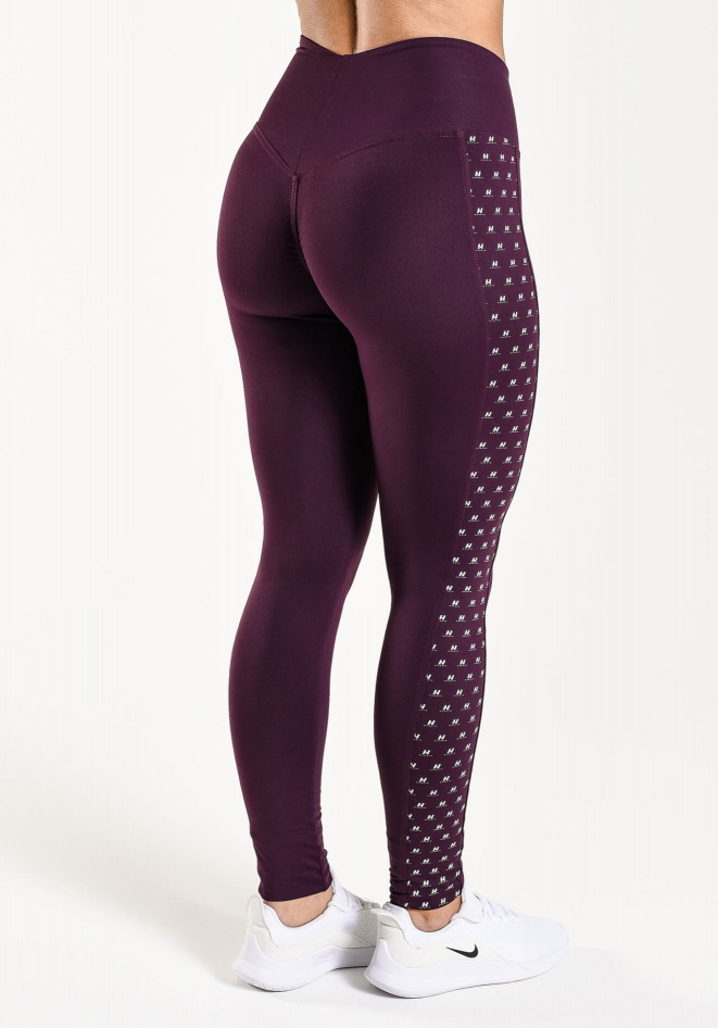 NS Striped Tights